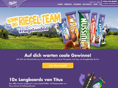 mondelez deutschland services gmbh co kg longboards und festival tickets. Black Bedroom Furniture Sets. Home Design Ideas