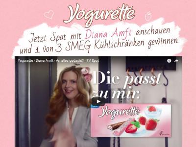 Smeg Kühlschrank Gewinnen : Ferrero deutschland gmbh smeg kühlschrank gewinnspiele