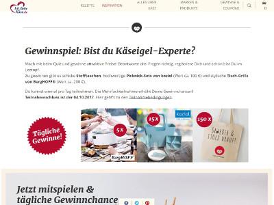 Savencia Fromage Dairy Deutschland Gmbh Tagliche Gewinne Bei