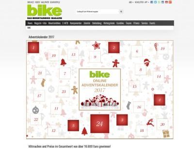 Bike Magazin Bike Magazin Adventskalender Gewinnspiele De