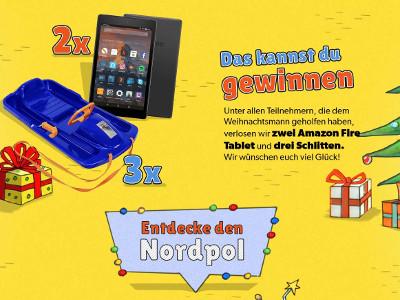 Gewinnspiele Tablet