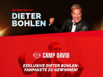 separation shoes af060 383b7 Camp David: Dieter Bohlen Konzertkarten-Gewinnspiel ...